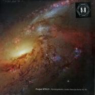 Front View : Heinrich Mueller The Exaltics - PRESENTS PROJECT STS31 SPIRALGALAXIE (LP) - Solar One Music / SOM040