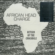 Front View : African Head Charge - RETURN OF THE CROCODILE (LP + MP3) - On-U Sound / ONULP133