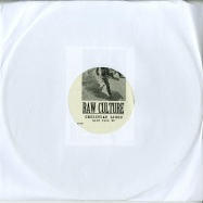 Front View : Christian Lisco - ACID CUTS EP - Raw Culture / Rwcltr08