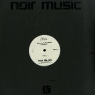 Front View : K.A.L.I.L. - REVOLVED - Noir Music / NMW112