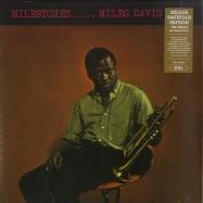 Front View : Miles Davis - MILESTONES (180G LP) - DOL / DOL1034HG