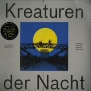 Front View : Various Artists - JD TWITCH PRESENTS KREATUREN DER NACHT (2LP) - Strut / STRUT196LP / 05170151