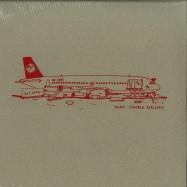 Front View : Hoavi - PHOBIA AIRLINES (2LP, 180 G VINYL) - Fauxpas Musik / FAUXPAS029