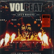 Front View : Volbeat - LETS BOOGIE! (3LP + BOOKLET + MP3) - Universal / 6786461