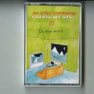 Front View : Audiosport 8 - DE DIEPE WERELD (TAPE / CASSETTE) - Nightwind Records / NW018TAPE