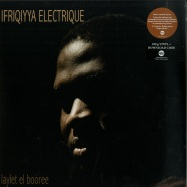 Front View : Ifriqiyya Electrique - LAYLET EL BOOREE (180G LP + MP3) - Glitterbeat / GBLP070 / 05166131