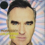 Front View : Morrissey - CALIFORNIA SON (LP) - BMG / 405053848113