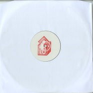Front View : Parallax Deep & Per Hammar - 10YEARS12 (HAND STAMPED, VINYL ONLY) - 10YEARS / 10YEARS12