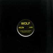 Front View : Frits Wentink - FROGS, TOADS AND NEWTS (ONE SIDED) - Wolf / WOLFPROMO003