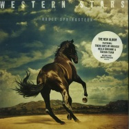 Front View : Bruce Springsteen - WESTERN STARS (2LP + MP3) - Sony / 19075937511