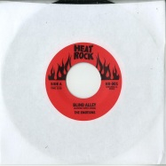 Front View : Various Artists - HEAT ROCK EP (7 INCH) - Heat Rock / HR001