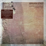 Front View : Brian Eno - APOLLO: ATMOSPHERES AND SOUNDTRACKS (LTD 2LP + MP3) - Universal / 7747772