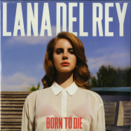 Front View : Lana Del Rey - BORN TO DIE (2LP) - Universal / 1905995