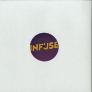 Front View : Michael James - FAT EARTH EP - Infuse / INFUSE039