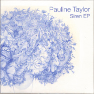 Front View : Pauline Taylor - SIREN EP (7 INCH) - Ramrock Red Records / RRR008