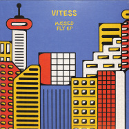 Front View : Vitess - MISSED FLY EP - Houseum Records / HSM006