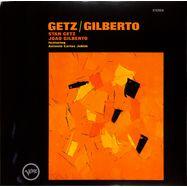 Front View : Stan Getz & Joao Gilberto - GETZ / GILBERTO (180G LP + MP3) - Universal / 5355156