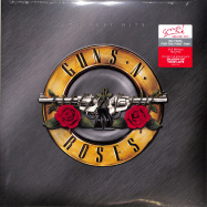 Front View : Guns N Roses - GREATEST HITS (180G 2LP) - Geffen / 0712479