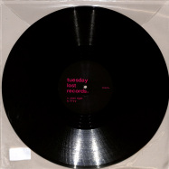 Front View : Tuesday Lost Records - TUESDAY LOST RECORDS 001 - Tuesday Lost Records / TLR001