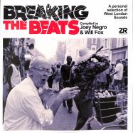 Front View : Various Artists - BREAKING THE BEATS: WEST LONDON SOUNDS (2LP) - Z Records / ZEDD050LP / 05201071