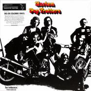 Front View : Harlem Pop Trotters - HARLEM POP TROTTERS (LP, RED COLOURED VINYL) - Underdog / UR831261