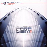 Front View : David Lamant - PARADIGM EP - INCL RALPH MIRTO & KAISER RMXS - Elektrokorp / Elektrokorp1203
