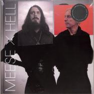 Front View : Meese X Hell - HAB KEINE ANGST, HAB KEINE ANGST, ICH BIN DEINE ANGST (LTD 2LP + BUCH, B-STOCK) - Buback / BTT1781 / 05203131