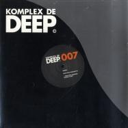 Front View : Aubrey - HIGHPASS HIGHWAY EP - Komplex De Deep  / kdd007