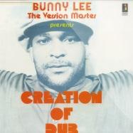 Front View : Bunny Lee - CREATION OF DUB (LP) - Jamaican / jrlp040