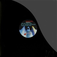 Front View : Larry Fives / Freaky Behaviour / Asad Rizvi - HOUSEBOUND SAMPLER 03 - Drop Music / drophb03