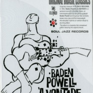 BADEN POWELL A VONTAGE (CD)