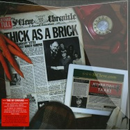 Front View : Jethro Tull - THICK AS A BRICK 1 & 2 (DELUXE 2X12 LP BOX) - Chrysalis / 7046221