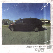 Front View : Kendrick Lamaar - GOOD KID M.A.A.D CITY (2X12 LP) - Interscope / 3719226