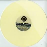 Front View : Tokabeatz - PT 3 BEST OF 2013 (WHITE COLOURED VINYL) - Tokabeatz / TBVA005