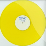 Front View : Bolumar - DAMNED EP (COLOURED VINYL) - Recycle Records / REV004