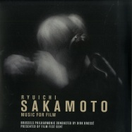 Front View : Brussels Philharmonic Conducted By Dirk Brosse - RYUICHI SAKAMOTO, MUSIC FOR FILM (2X12 INCH LP+CD) - Buteo Buteo / BUTBUTSAKLP01