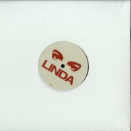 Front View : Alexey Volkov - COLD BLOODED GENIUS (10 INCH) - Linda Records / LINDA002