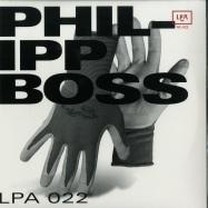 Front View : Philipp Boss - BOSS (2X12) - La Pena / LPA022