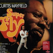 Front View : Curtis Mayfield - SUPERFLY O.S.T. (2X12 LP) - Charly / charlyl290