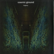 Front View : Cosmic Groound - LEGACY / THE PLAGUE - Deep Distance / DD53