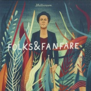 Front View : JPatterson - FOLKS & FANFARE (CD) - Acker Records / Acker CD 008
