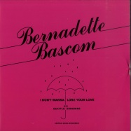 Front View : Bernadette Bascom - I DONT WANNA LOSE YOUR LOVE (7 INCH) - Izipho Soul / ZP18