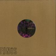 Front View : Fonome - BLACK PIGEON (EDUARDO DE LA CALLE RMXS) - FONOS / FNS001