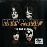 Front View : Kiss - KISSWORLD - THE BEST OF KISS (180G 2LP + MP3) - Mercury / 5386890
