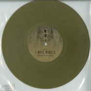 Front View : I Hate Models / Umwelt - RAVE OR DIE 10 (GOLDEN 10 INCH / VINYL ONLY) - Rave Or Die / ROD10