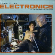 Front View : Thighpaulsandra - PRACTICAL ELECTRONICS WITH (LP) - Editions Mego / Emego258