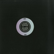 Front View : Ali Nasser - THE WAY OUT EP - Pleasure Zone / PLZ000