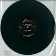 Front View : Florian Kupfer - GOING DOWN EP (COLOURED 10 INCH) - Hotmix Records / HM024