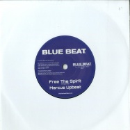 Front View : Marcus Upbeat - SHES SO SWEET / FREE THE SPIRIT (7 INCH) - Blue Beat / BB4012