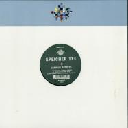 Front View : Various Artists - SPEICHER 113 - Kompakt Extra / Kompakt Ex 113